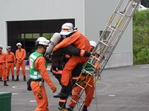 救助隊全体訓練   blog_NEWS   稲敷広域市町村圏事務組合